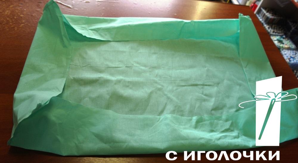 Как сшить простынь на резинке пошагово на матрас 160х200